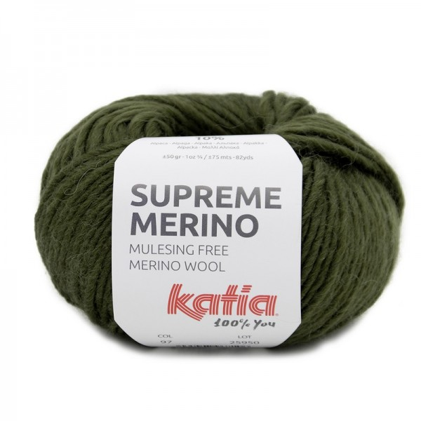 Supreme Merino