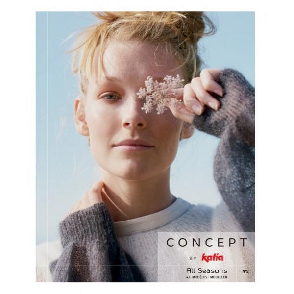 Catalogue Katia Concept All Seasons n°2