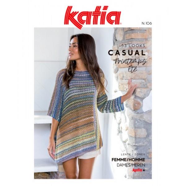 Catalogue Katia Casual n°106