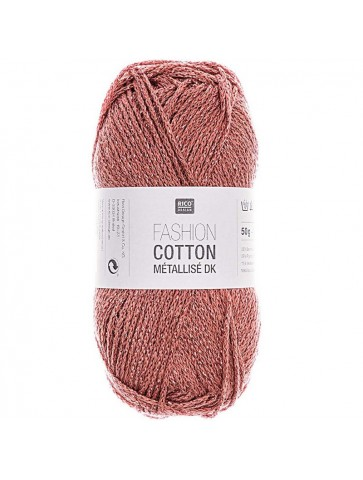 Laine Rico Design Coton Fashion Cotton Métallisé dk