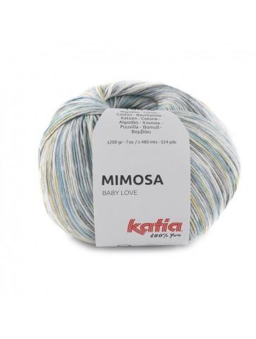 Laine Katia Coton Mimosa