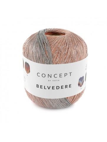 Laine Katia Concept Coton Belvedere