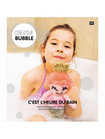 Catalogue Rico Design Creative Bubble C'est l'heure du Bain