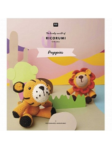 Catalogue Rico Design Ricorumi Puppies