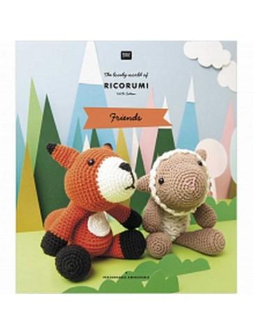 Catalogue Rico Design Ricorumi Friends