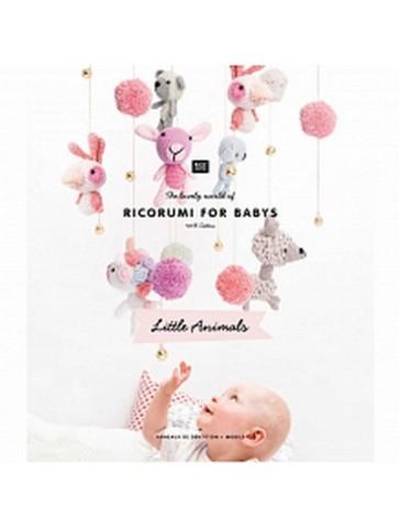 Catalogue Rico Design Ricorumi For Babys Little Animals