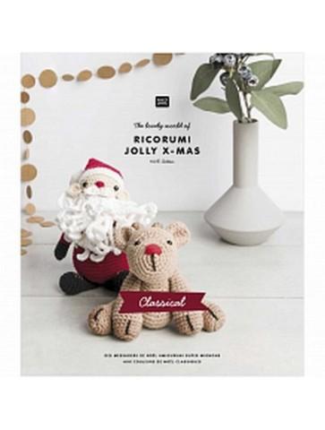 Catalogue Rico Design Ricorumi Jolly X-Mas Classical