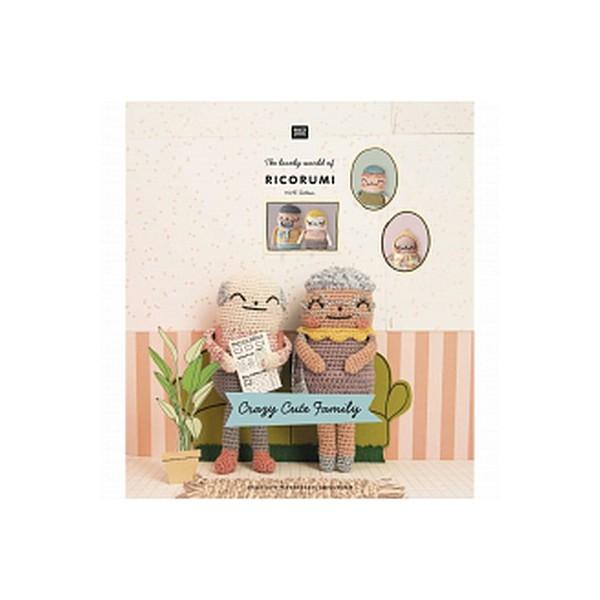 copy of Catalogue Rico Design Ricorumi Crazy Cute Family