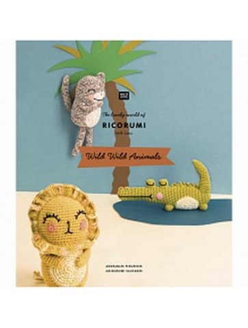 Catalogue Rico Design Ricorumi Wild Wild Animals