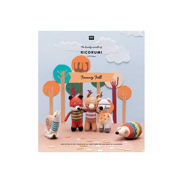Catalogue Rico Design Ricorumi Funny Fall