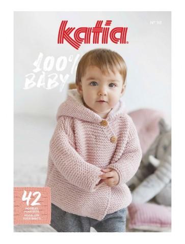 Catalogue Katia Layette n°98