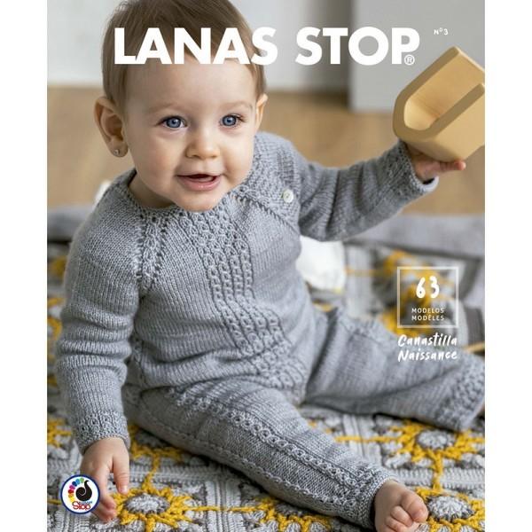 Catalogue Katia Layette Lanas Stop n°3