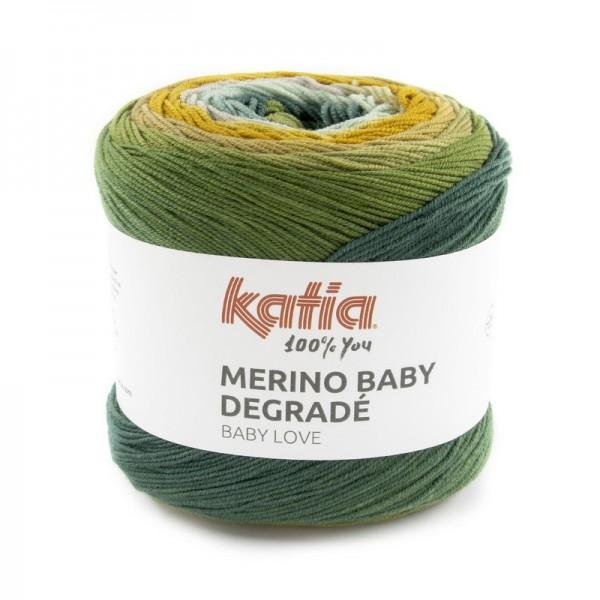 Laine Katia Merino Baby Degradé