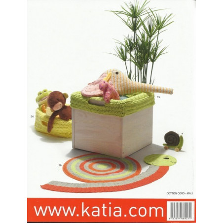 Catalogue KATIA Layette Printemps/Eté 2013