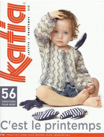 Catalogue Katia Layette n°64