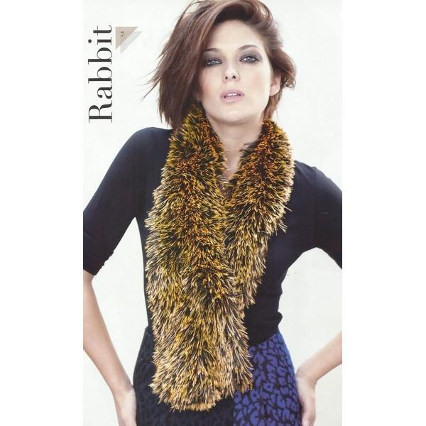 mod le tricoter gratuit echarpe femme laine lanas stop. Black Bedroom Furniture Sets. Home Design Ideas
