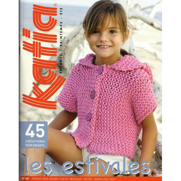 KATIA catalogue Enfants n° 65