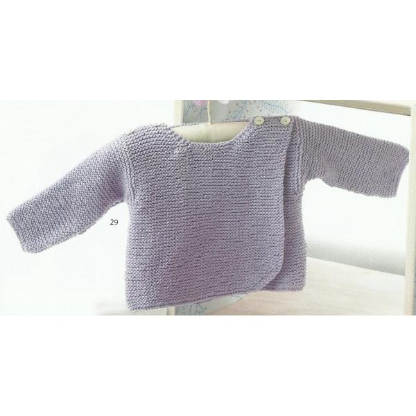 modele tricot bebe katia