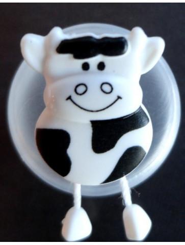 Bouton Vache enfant