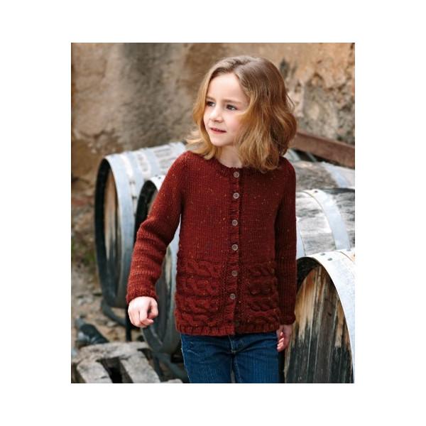 Modele tricot veste femme gratuit phildar
