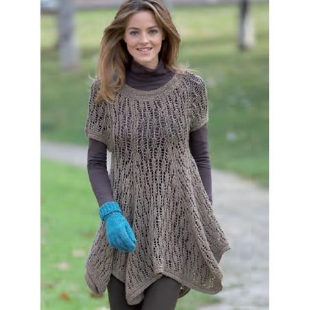 Tunique femme laine katia MERINO BABY