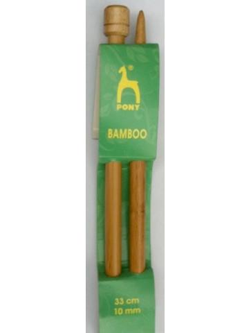 Aiguilles bambou n° 10