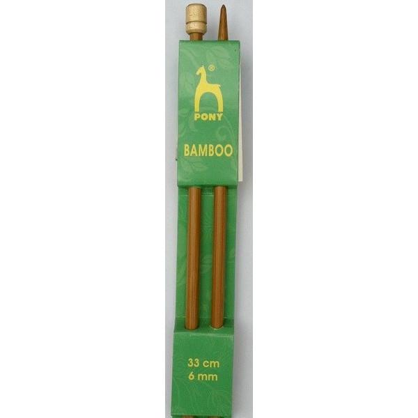 Aiguilles Bambou n°6