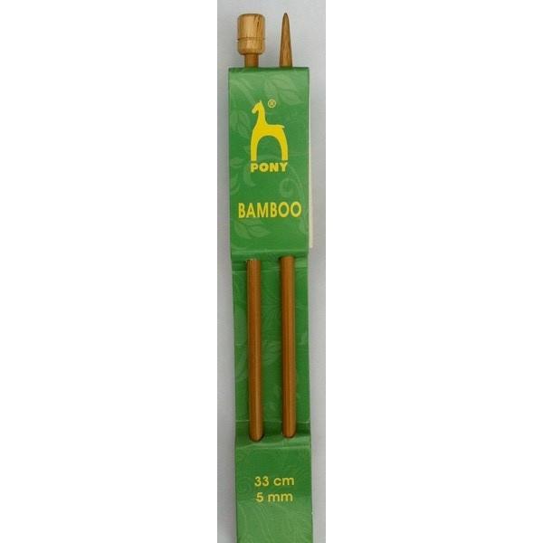 Aiguilles bambou n°5