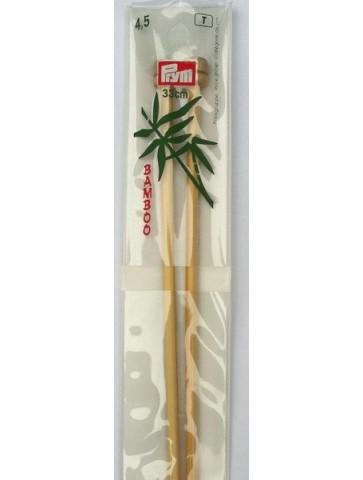 Aiguilles bambou n° 4.5
