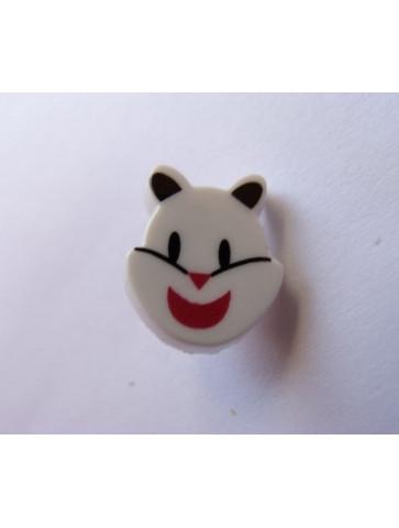 Bouton Tête de chat 99