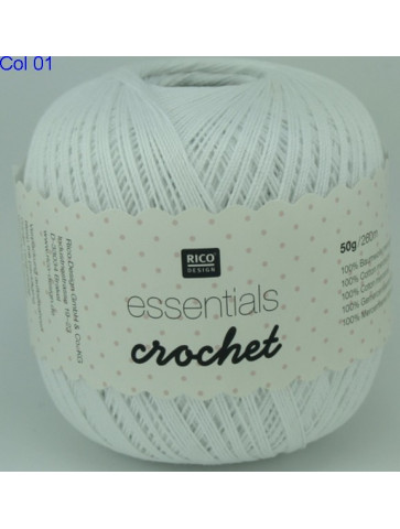Laine Rico design Essentials Crochet