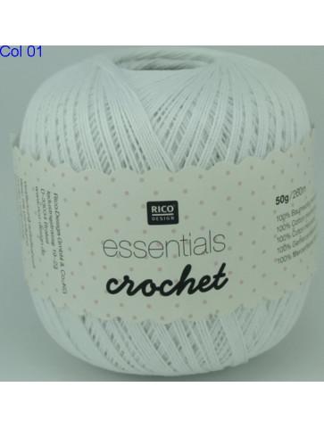 Laine Rico design Essentials Crochet