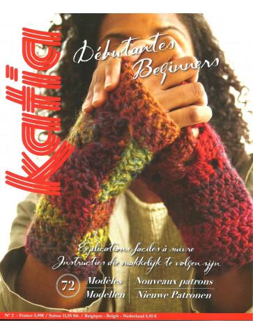 Catalogue Katia Débutantes n°2