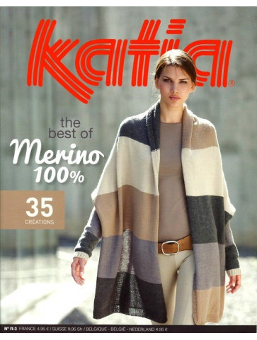 Catalogue Katia Merino 100% n°R-3