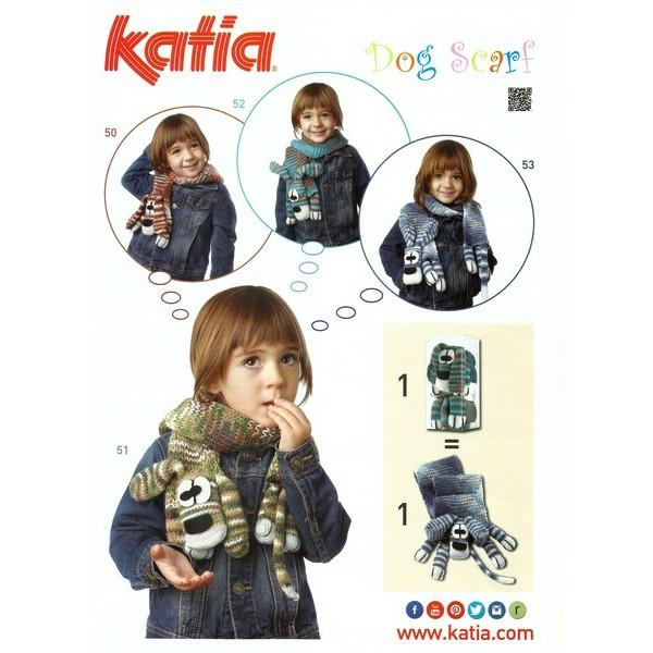 Laine Katia Dog scarf
