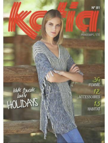 Catalogue Katia Femme n°81