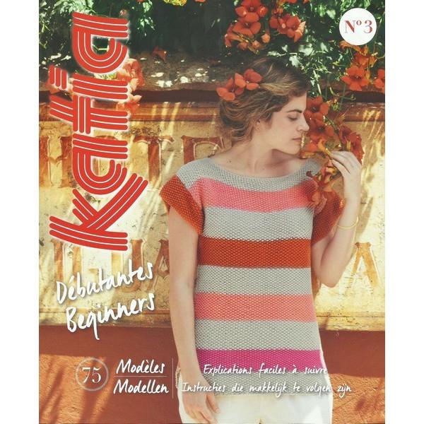 Catalogue Katia Débutantes n°3