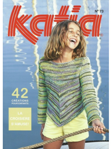 Catalogue Katia Enfants n°73