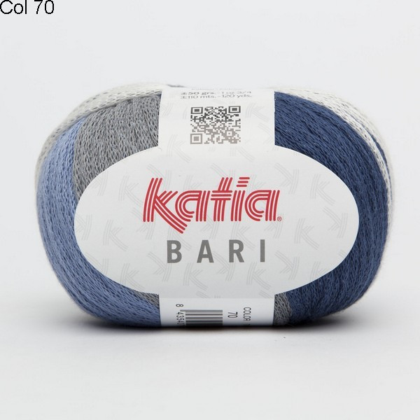 Laine Katia Coton Bari