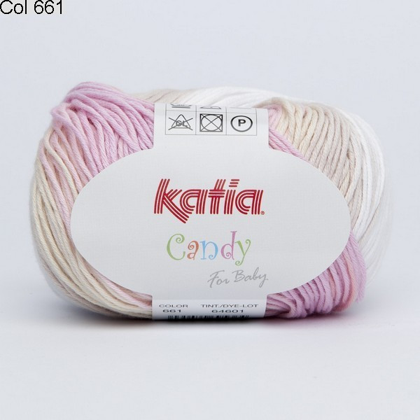 Laine Katia Coton Candy
