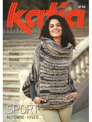Catalogue Katia Sport n°83