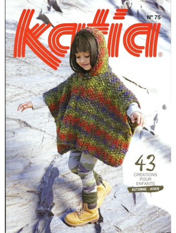 Catalogue Katia Enfants n°75