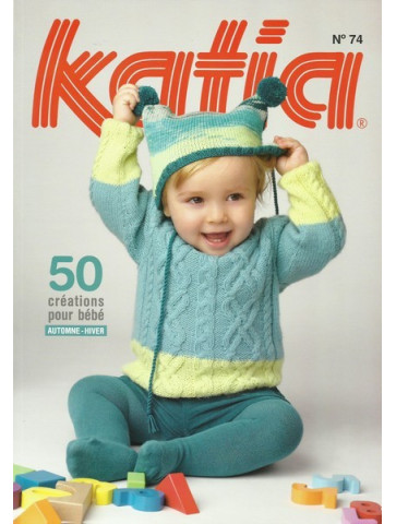 Catalogue Katia Layette n°74