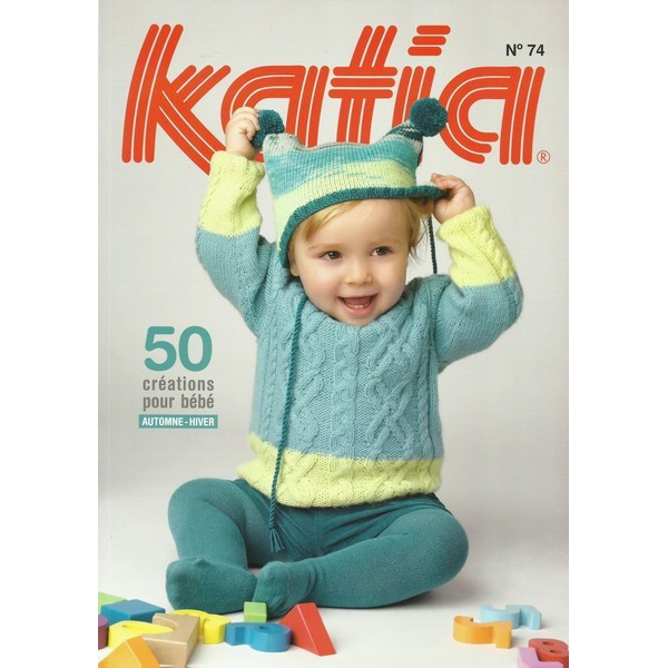 Catalogue Katia Layette n°74