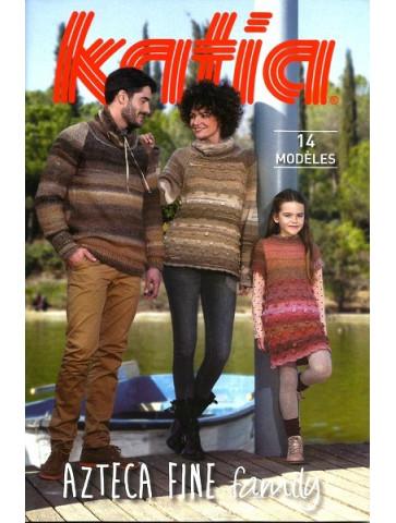 Catalogue Katia Azteca Fine n°A-1