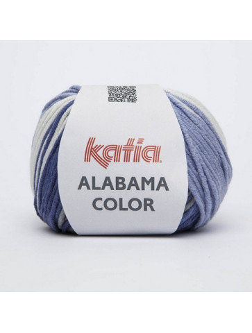 Laine Katia Coton Alabama Color