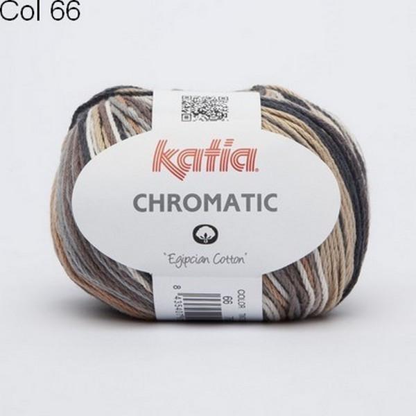 Laine Katia Coton Chromatic