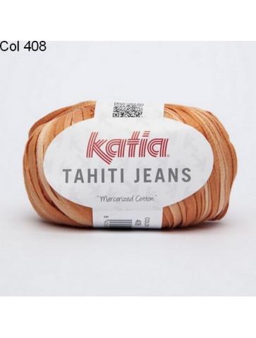 Laine Katia Coton Tahiti Jeans