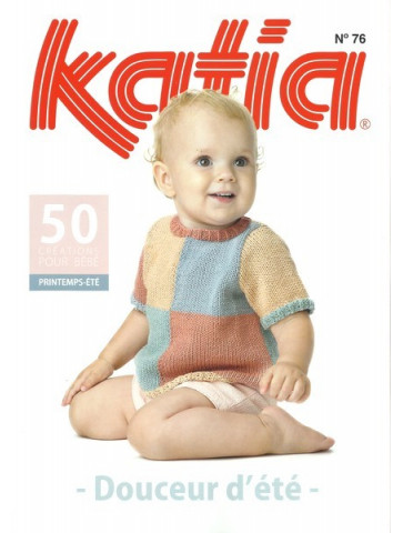 Catalogue Katia Layette n°76