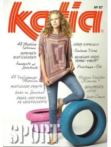 Catalogue Katia Sport n°87
